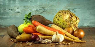 Symbolbild Lebensmittel Gemüse (Foto: Pixabay/Lubos Houska)
