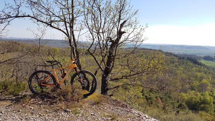 Einladung zur Mountainbiketour (Foto: Michael Beysiegel)