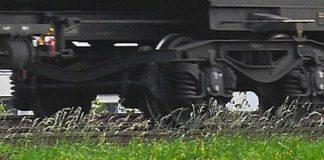 Symbolbild Bremse Rad Güterzug