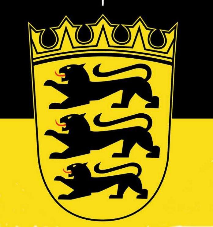 Symbolbild, Fahne, Flagge, Wappen, Baden-Württemberg, BW © on Pixabay