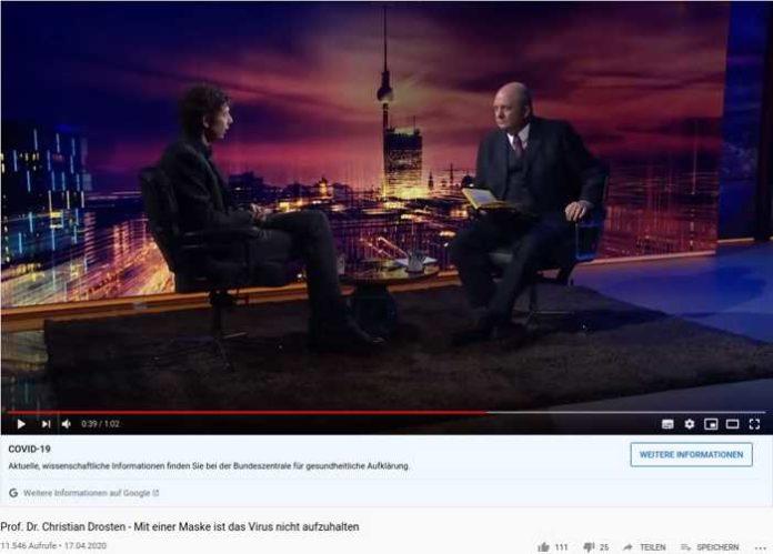 Quelle Screenshot Liberty Media - Youtube