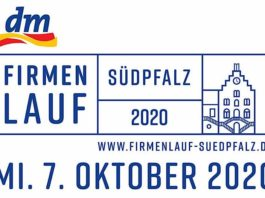 Logo Firmenlauf Südpfalz 2020