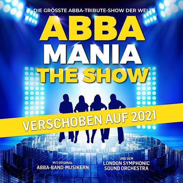 ABBA MANIA -THE SHOW- 2020 (Quelle: Semmel Concerts)
