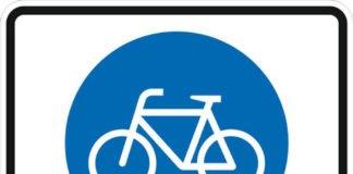 Neues Verkehrsschild Fahrradzone (Quelle: BMVI/BASt)
