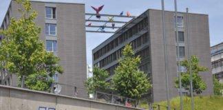 Die Universität in Landau mit rund 8.500 Studierenden. (Quelle: Stadt Landau)