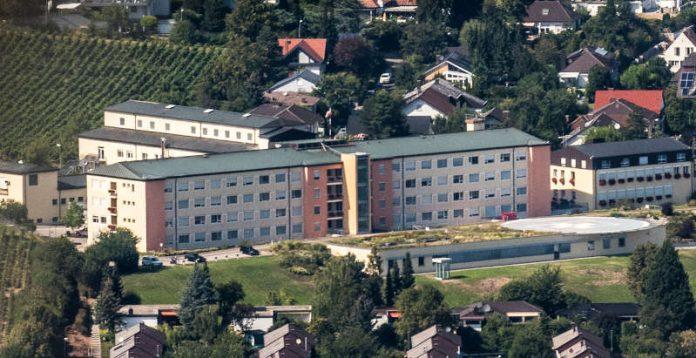 Kreiskrankenhaus Grünstadt (Foto: Helmut Dell)