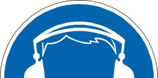 Symbolbild Pictogramm Gehörschutz Lärm (Quelle: Pixabay)