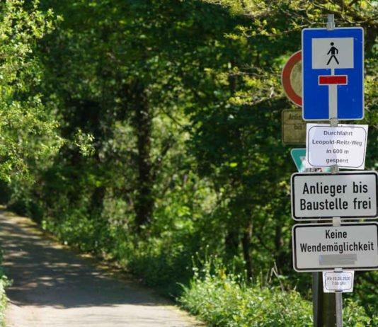"""Der Leopold-Reitz-Weg, bekannt als """"Sonnenweg"""" (Foto: Holger Knecht)"""