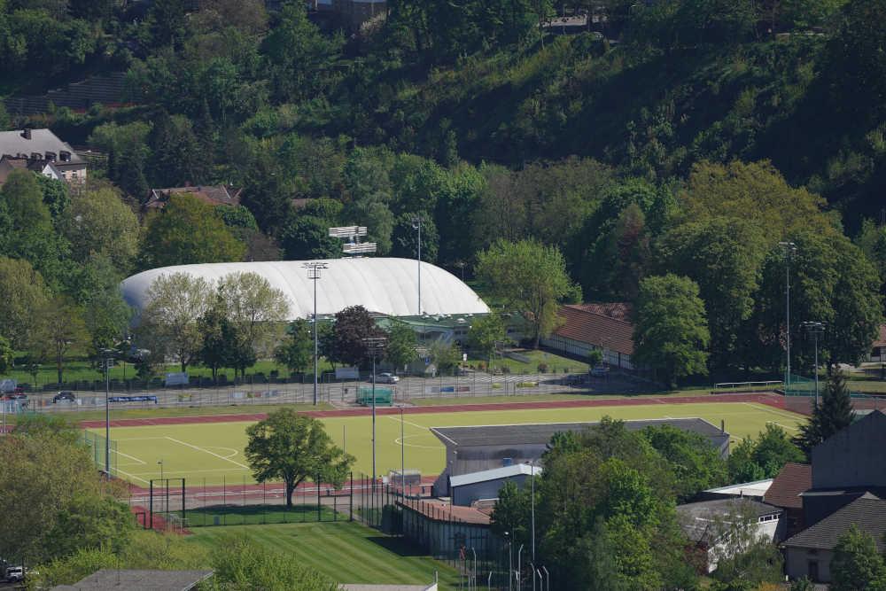 Stadion Neustadt an der Weinstraße (Foto: Holger Knecht)