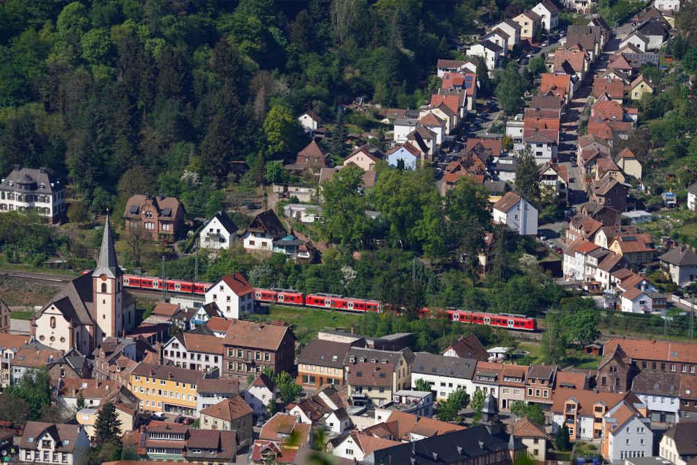 Symbolbild S-Bahn (Foto: Holger Knecht)