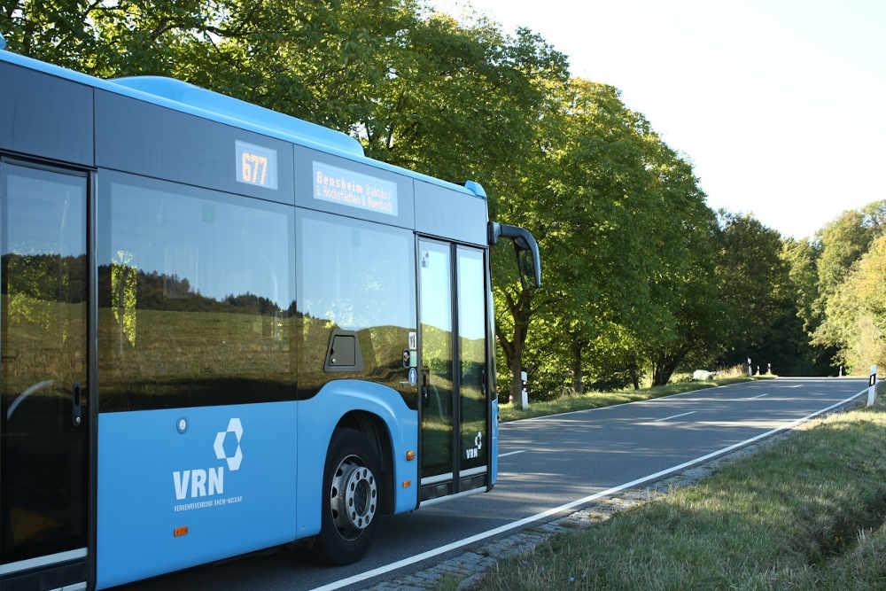 VRN-Bus (Foto: VRN)