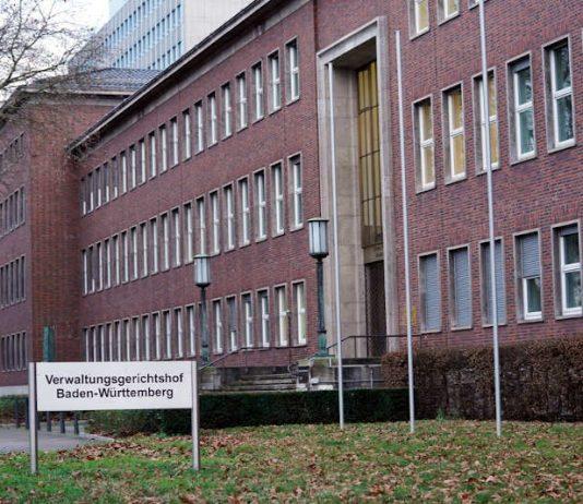 Verwaltungsgerichtshof Baden-Württemberg (Foto: Holger Knecht)