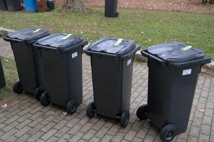 Mülltonnen Symbolbild (Foto: Pixabay)