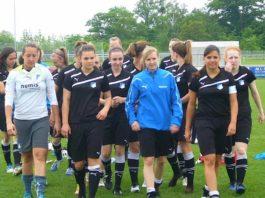 Aus der U17 der TSG Hoffenheim gehen viele spätere Profi-Fußballerinnen hervor (Foto: Hannes Blank)