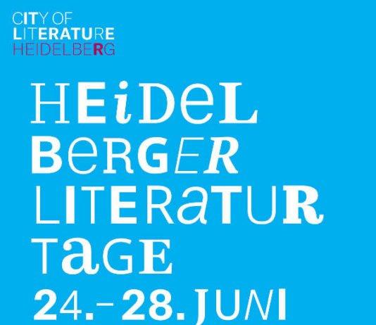 Plakat Literaturtage 2020 (Quelle: Stadt Heidelberg)