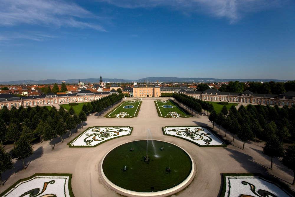 Schlossgarten Schwetzingen (Foto: Achim Mende/SSG-Pressebild)