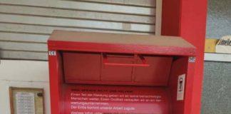 Altkleidercontainer (Foto: DRK Stadtverband Neustadt)