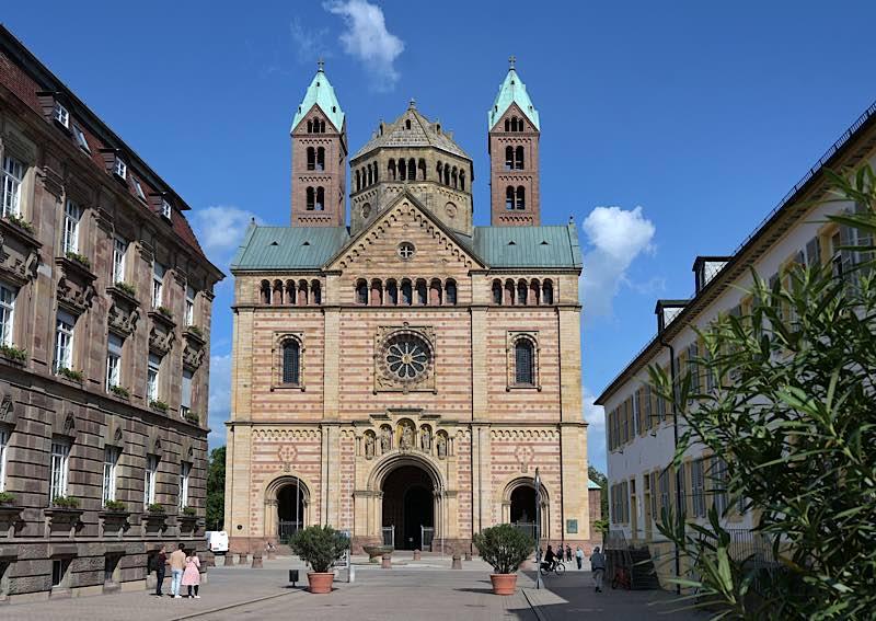 Dom zu Speyer (Foto: Klaus Landry)