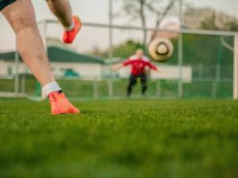 Symbolbild Sportplatz Fußball (Foto: Pixabay/Phillip Kofler)