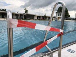 """Ein """"normales Freibadjahr"""" wird es 2020 wohl nicht geben. (Foto: Stadt Sinsheim)"""