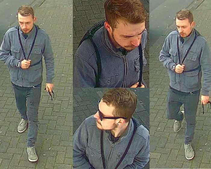 Gießen-Wieseck: Bilder des Tatverdächtigen