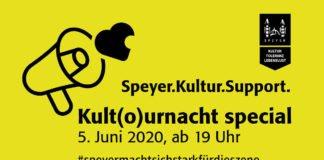 Logo Kult(o)urnacht (Quelle: Stadt Speyer)