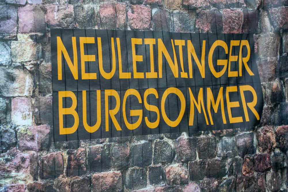 Neuleininger Burgsommer (Foto: Helmut Dell)