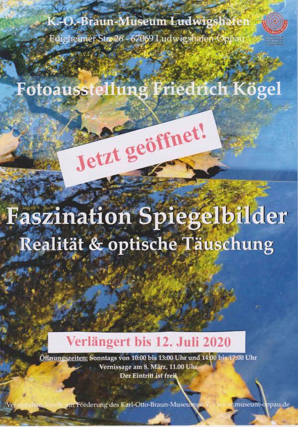 Plakat Spiegelbilder