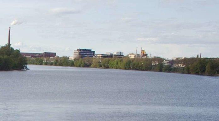 Symbolbild Rhein bei Mannheim (Foto: Pixabay)