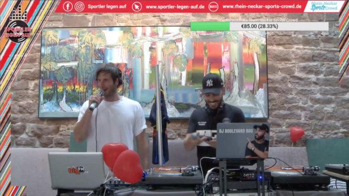 Screenshot Live-Stream