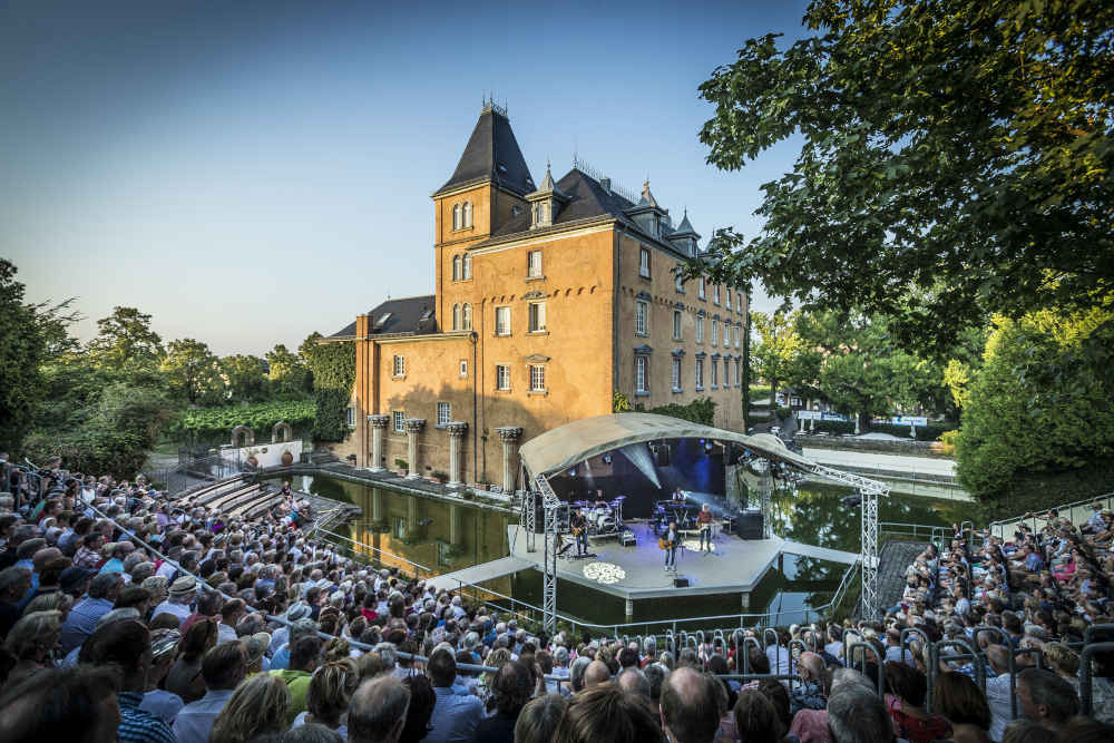 Schlossfestspiele Edesheim (Foto: Thommy Mardo)