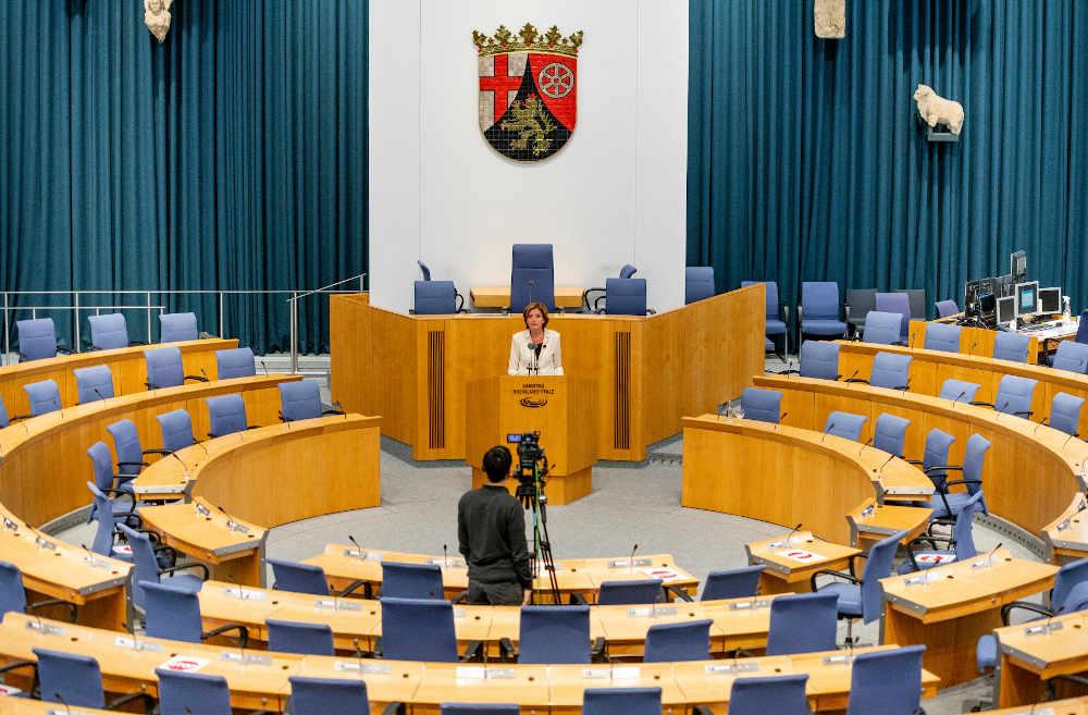 Ministerpräsidentin Malu Dreyer (Foto: Landtag Rheinland-Pfalz/Torsten Silz)
