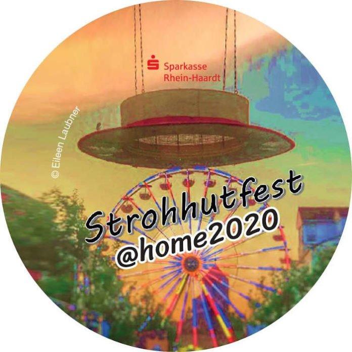 Strohhutfest@home2020 (Foto: Eileen Laubner)