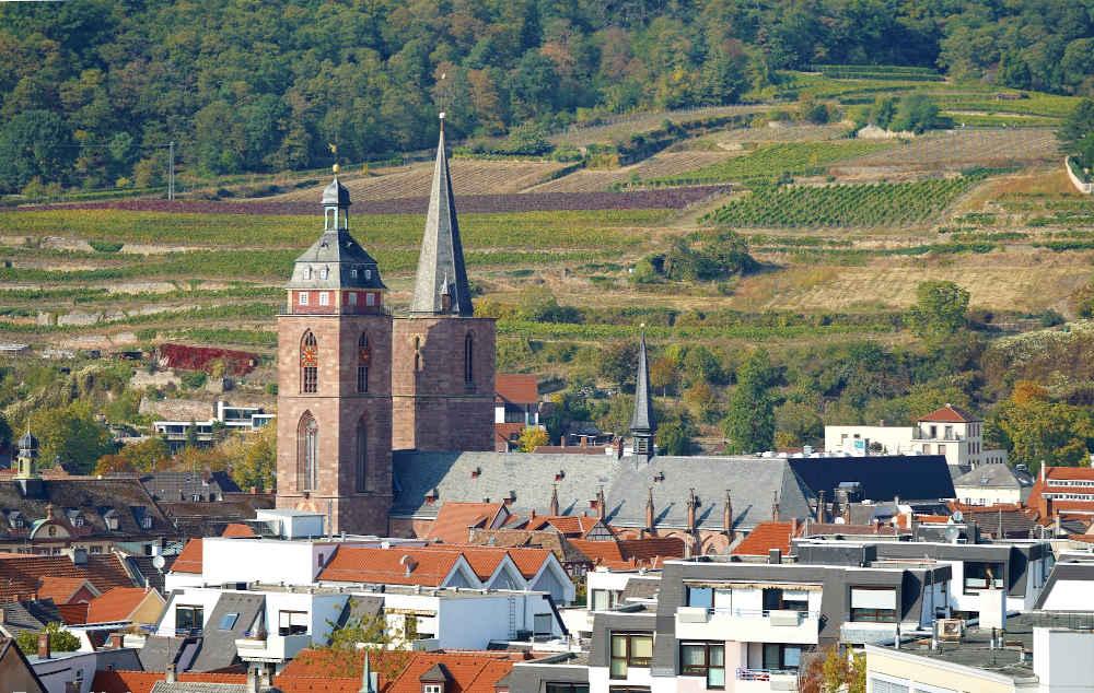 Symbolbild Neustadt an der Weinstraße (Foto: Holger Knecht)