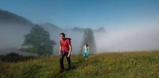 Wandern mit Abstand (Foto: DAV/Hans Herbig)