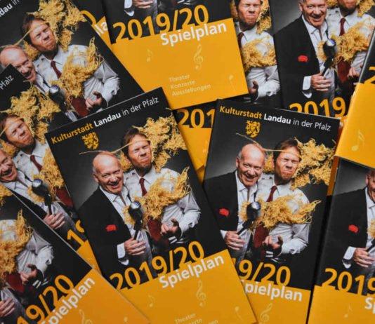 Der Spielplan 2019/2020 der Kulturstadt Landau wartete mit vielen Highlights auf, von denen einige aber leider den Corona-bedingten Einschränkungen des öffentlichen Lebens zum Opfer fielen. (Quelle: Stadt Landau)