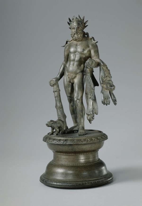 Ab 6. Mai öffnet das Kurpfälzische Museum seine Tore. Dann ist auch der Herkules mit Eber aus der Archäologischen Staatssammlung München in Heidelberg zu sehen. (Foto: Stefanie Friedrich)