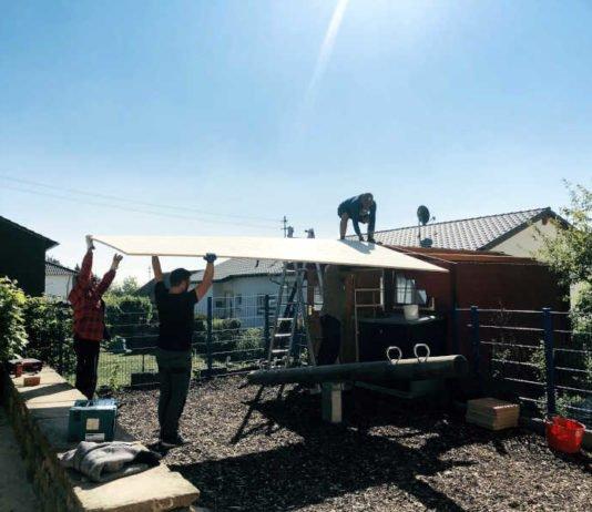 Neues Dach, Eulenbis