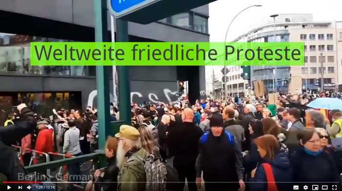 Was Medien verschweigen – Menschen in Deutschland und aller Welt stehen auf