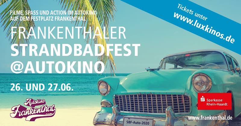 Strandbadfest@Autokino