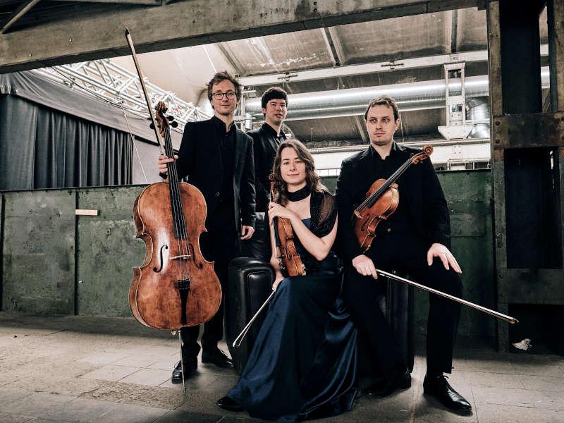 Eliot Quartett (Foto: Thomas Stimmel)