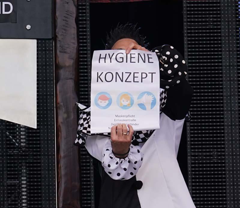 Künstler und Veranstalter fordern öffentliche Unterstützung und Lockerung von Auflagen (Foto: Boris Korpak)