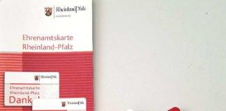 Ehrenamtskarte (Foto: Stadtverwaltung Neustadt)