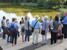 Zur Umgestaltung des Ostparks mit der Sanierung des Schwanenweihers als wichtigem Bestandteil fand auch eine breit angelegte Bürgerbeteiligung statt. (Quelle: Stadt Landau)