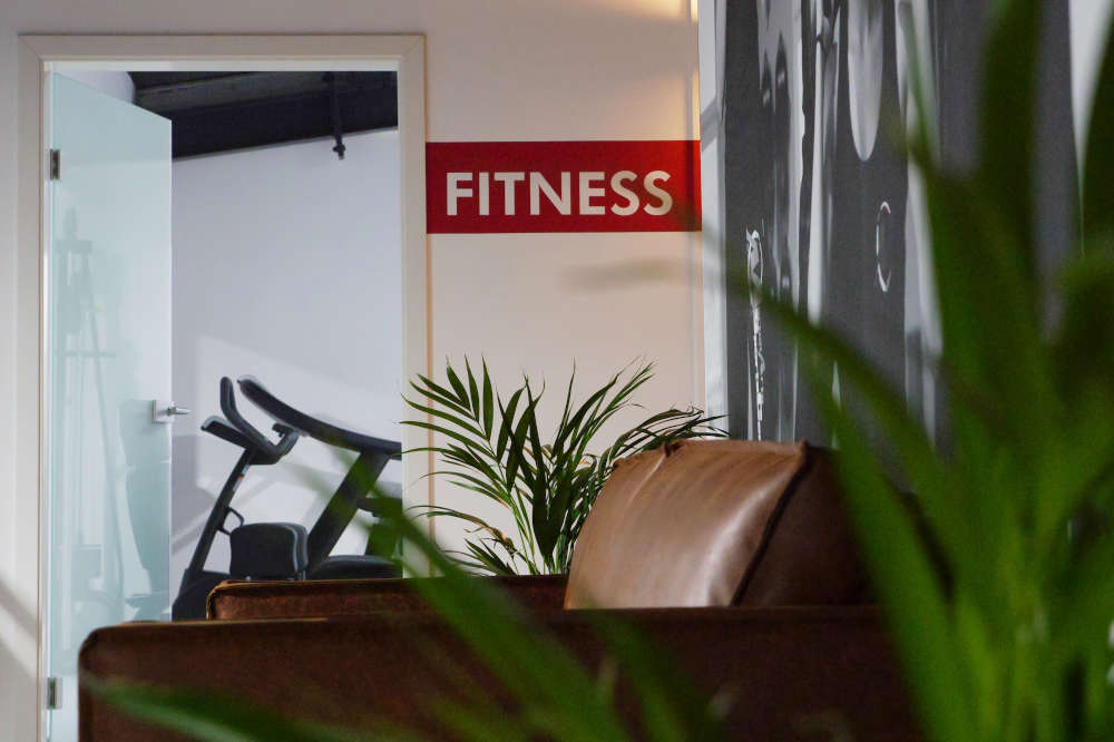 Fitness (Foto: Andreas Lambrix)