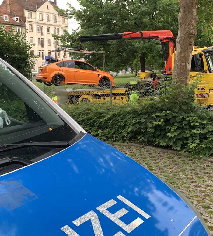 Polizei Kassel Ost
