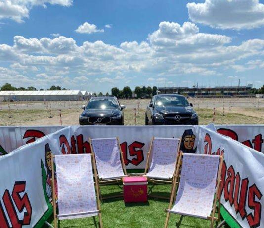 Die Open Air Lounges (Foto: GO7 AG Mannheim)