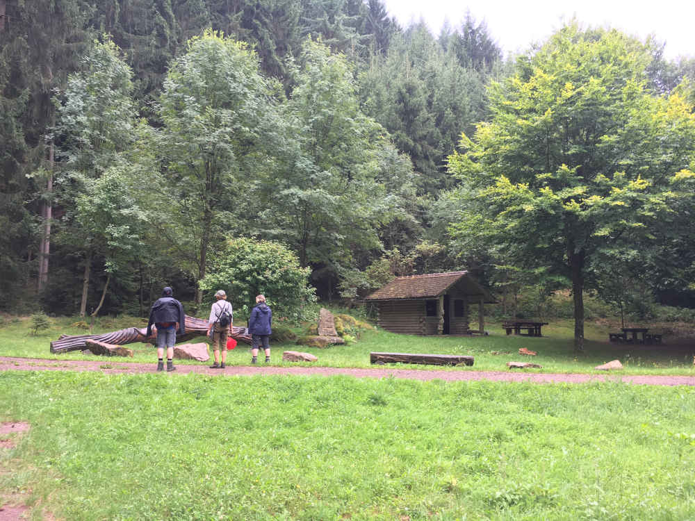 Wandern (Foto: BfT Maikammer)