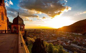 Live-Musik vor einzigartiger Heidelberg-Kulisse: Am Freitagabend, 10. Juli, erwartet alle Zuhörer eine Konzert-Übertragung der ganz besonderen Art zum Zuschauen am Ort ihrer Wahl. (Foto: Tobias Dittmer)