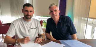 Marcel Hofrath und Jochen Kientz (Foto: SV Waldhof Mannheim)